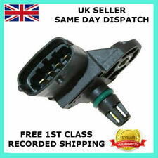 FOR OPEL ZAFIRA A 2.2D MAP SENSOR 02 TO 05 Y22DTR MANIFOLD PRESSURE BOSCH 244598