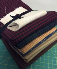 Homespuns & Flannels 7 Pieces