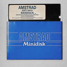 IBM PC & Compatibles / Amstrad PC1512 - SIDEKICK - Floppy Disks 5.25''