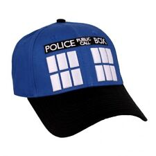 Cappello Doctor Dr. Who - Police Box Tardis BBC Cap Hat