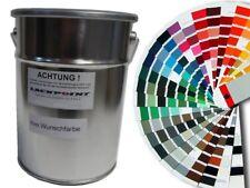 1 Litre Peinture de base pour pulvérisation VW LA7W argent REFLEX metallique