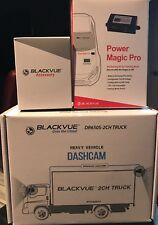 BlackVue DR650S-2CH TRUCK 64GB FHD+HD  WiFi GPS Dual-Channel dash cam