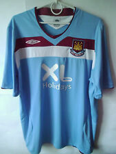 2008 West Ham Away Shirt Jersey Trikot XL