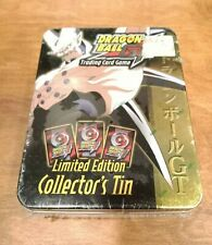 Dragon Ball GT TCG Limited Editon Collector's Tin Factory Sealed (Omega Shenron)