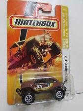 MATCHBOX 2008 VOLKSWAGEN 4X4 #82