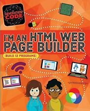 I'm an Html Web Page Builder (Generation Code),Max Wainewright
