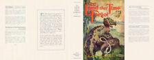 Edgar Rice Burroughs THE LAND THAT TIME FORGOT facsimile jacket - 1st McClurg ed