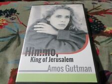 "DVD NEUF ""HIMMO, KING OF JERUSALEM"" film Israelien de Amos GUTTMAN / gay"