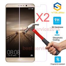 2pcs 9h + Premium Cubierta De Vidrio Templado Protector De Pantalla Para Huawei Teléfono Celular