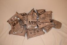 Lot Of 6 US Military MRE's (meal ready to eat) Random Draw!