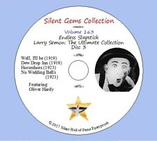 DVD Endless Slapstick. Larry Semon: The Ultimate Collection Disc 3
