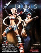 X-Blades Strategy Guide [Download] - Multilingual [EN/FR/DE/IT]
