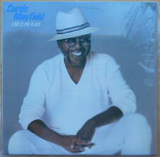 Super Clean Curtis Mayfield Love is the Place - NM Shrink - 1981 Boardwalk