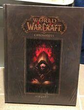 World of Warcraft: Chroniques Volume 1 (neuf sous blister)