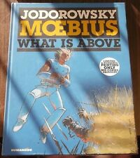 JODOROWSKY MOEBIUS WHAT IS ABOVE HUMANOIDS LIMITED AND NUMBERED PRINTING