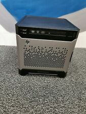 HP ProLiant Micro Server Intel G1610T Gen 8 712317-421 - Silver 10GB Ram 2TB HDD