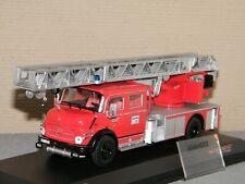Mercedes-benz L1519 bombero Kaufbeuren Rojo/plata 1 43 Ixo