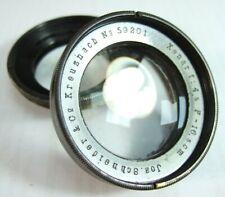 Vintage SCHNEIDER XENAR 16,5cm f/4.5 LENS CELLS s/n 59201 Large Format c.1922
