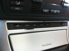 D bmw x5 e53 cromo marco para la barra de interruptor-acero inoxidable pulido