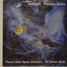 "Adrian Boult - Holst Planetas Suite 12"" LP (O77)"