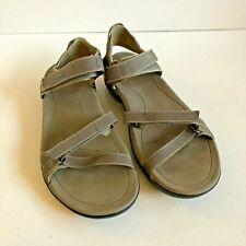 Teva Verra Sandal Hybrid Trail Sandals Tan Beige WOMENS Size 8 EU 39