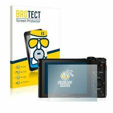 Sony Cyber-Shot DSC-WX500 , ® AirGlass® MATTE Tempered Glass Screen Protector