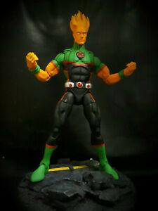 Marvel Legends DC Universe X-Men Match Custom Figure Hasbro Toybiz Mattel