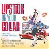 Lipstick on Your Collar (62 Vintage Jukebox Classics) (2 X CD)