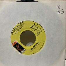 William Bell The Man In The Street Stax 0157 VG Soul 45