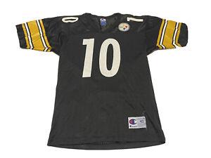 Champion Kordell Stewart Pittsburgh Steelers Jersey Sz 40 M NFL Football