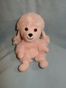 "Build A Bear Pink Poodle 9"" Mini Buddy Smallfrys"
