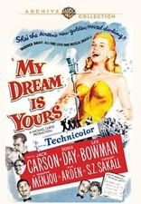 PRE ORDER: MY DREAM IS YOURS (Greer Garson) (DVD) UK compatible sealed