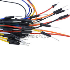 5pcs Arduino 65pcs Male To Male Solderless Breadboard Jumper Cables Wires Top