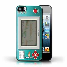 Stuff4 Phone Case/back Cover for Apple iPhone SE /games Console Donkey Kong Jr
