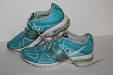 Nike Air Max Trainer Excel Running Shoes, #429663-400, Turq/White, Womens US 8.5