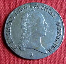 R !  -  Franz  II (I)  - 1/2  Taler  1817 A
