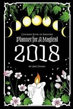 Coloring Book of Shadows: Planner for a Magical 2018,Amy Cesari