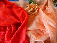 2m,40 en tout tissus assortis roses,saumon