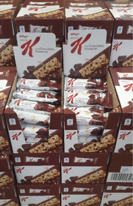60 x Special K Chocolate Fondant Cereal Bars Best Before 14.10.2020