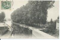 CPA-70 - Port sur saone - Le Canal
