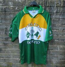 Vintage? Celtic Ireland sports shirt - Football Gaelic - size Large UK - Green