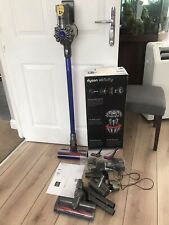 Dyson V6 Fluffy Cordless Vacuum Cleaner - Original Box & Operating Manuel