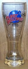 PLANET HOLLYWOOD ~ TALL BEER GLASS ~ DALLAS ~ TEXAS ~ COLLECTIBLE!