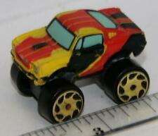 MICRO MACHINES FORD 1965 MUSTANG  GT Fast Back # 3 BIG WHEELE