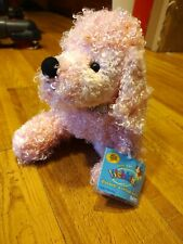 Webkinz Lil' Kinz   PINK POODLE  Unused Code New with Tag!