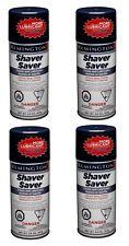 REMINGTON Shaver Saver Spray Cleaner SP4 SP-4 - 4 Pack
