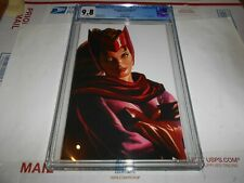 STRANGE ACADEMY #4 CGC 9.8 ROSS TIMELESS VARIANT  (COMBINED SHIPPING AVAILABLE)