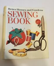 Vintage Better Homes & Gardens Sewing Binder Book 1970 Instruction Grandmother