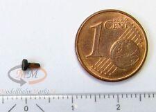 Ersatz-Schraube 1,4 x 3 mm z.B. für FLEISCHMANN Dampflok BR 64 Spur N/H0 - NEU