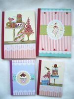 DJECO*Notebook*Notizheft*Notizbuch*MISA*Kirschblüten/&Japanmädchen*A5*liniert